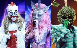 """Chỉ có Thái Lan mới sáng tạo ra những """"ca sĩ mặt nạ"""" kỳ quái như thế này!"""