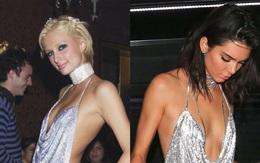 12 khoảnh khắc khiến người ta nghi ngờ liệu Kendall Jenner có phải là bản sao của Paris Hilton?