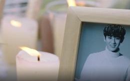 Missing 9: Giây lên hình đầu tiên của Chanyeol (EXO) lại là... trên di ảnh!