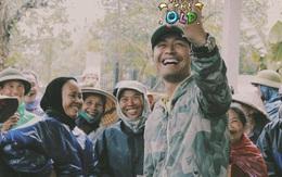 Phan Anh trao quà cho bà con Quảng Bình: Nụ cười hạnh phúc những ngày giáp Tết