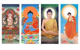 Chọn bức ảnh Đức Phật khiến bạn cảm thấy an yên nhất để dự đoán điều gì may mắn sắp đến