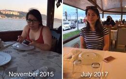 Từ cô nàng ngấn mỡ đến mỹ nữ mình hạc xương mai: Cô gái này đã áp dụng những bí quyết giảm cân siêu đơn giản nào?