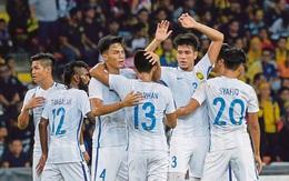 U22 Malaysia nhất bảng A SEA Games 29