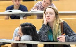 Sinh viên năm cuối luôn bị khủng hoảng về những vấn đề này