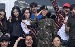 Không tin à, Yoona đến tận nơi để thăm người tình màn ảnh Im Siwan trong quân ngũ thật rồi đây này!