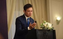 MC Anh Tuấn làm Giám đốc điều hành Dàn nhạc giao hưởng ở Hà Nội