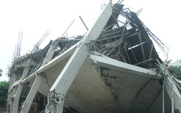 Hà Nội: Trường mầm non Vườn Xanh đổ sập lúc rạng sáng