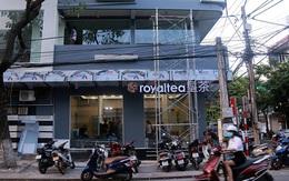 Hà Nội ngập tràn Royal Tea, nhưng cửa hàng trà sữa Royal Tea duy nhất được thông báo nhượng quyền chính thức ở Việt Nam lại là tại Đà Nẵng?