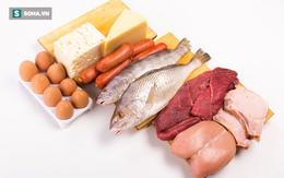 Đạm là dưỡng chất cần thiết cho cơ thể: Bạn phải ăn bao nhiêu đạm mỗi ngày là đủ?