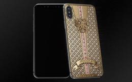 Mục sở thị siêu iPhone X đính 344 viên kim cương có giá hơn 900 triệu đồng