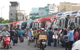 Bến xe Miền Tây tăng 40- 60% giá vé xe đò Tết Mậu Tuất 2018