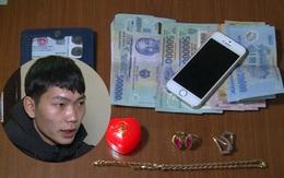 Đi chơi với bạn trai quen trên mạng, cô gái bị cướp hết tài sản