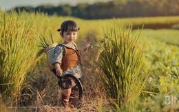 """Bé gái 3 tuổi """"vụt sáng"""" thành ngôi sao mạng xã hội sau khi bố khoe hàng trăm bức ảnh chụp con gái"""