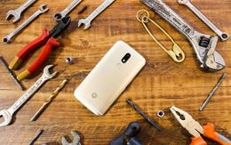Lenovo Việt Nam ra mắt Moto M phân khúc tầm trung: thiết kế nguyên khối, phủ nano chống nước, camera 16 MP