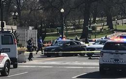 NÓNG: Nổ súng gần tòa nhà Quốc hội Mỹ