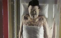 Bất ngờ xác ướp hơn 2.000 năm vẫn còn nguyên tóc, da và máu
