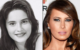 Ngắm nhan sắc thời thiếu nữ của bà Trump