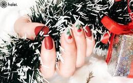 """Cùng Halei điểm danh những mẫu móng """"chất ngất"""" mùa Giáng sinh"""