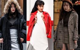 """Street style 2 miền: không """"thời trang phang thời tiết"""", giới trẻ trổ tài lên đồ ấm áp nhưng vẫn hút mắt"""
