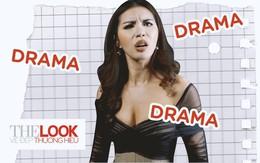 """Tất cả những gì Minh Tú làm tại """"The Look"""": Drama, drama, drama!"""