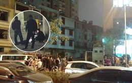 Hà Nội: Nam thanh niên tử vong trong đêm sau khi nhảy lầu tự tử từ tầng 29 khu đô thị Xa La