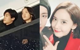 Dự concert của BTS cùng Park Seo Joon và Park Hyung Sik, thì ra Yoona đến theo lời mời của thành viên này