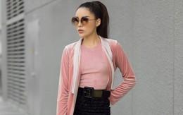 Hoa hậu Kỳ Duyên nổi bật với bộ sưu tập ảnh streetstyle mới nhất