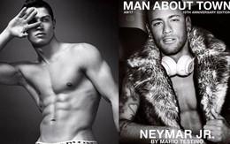 Cuộc sống thượng lưu của Ronaldo và Neymar