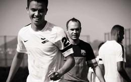 Cầu thủ từng tập thử tại Barca về Việt Nam, lộ tin đồn gia nhập V.League