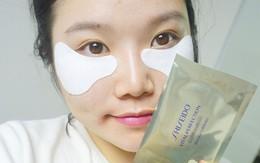 5 loại mặt nạ có tác dụng cải thiện rõ rệt vùng quầng thâm dưới mắt