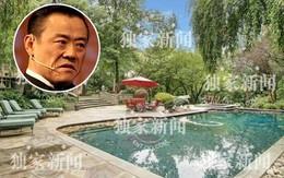 Hé lộ biệt thự xa hoa 122 tỷ đồng tại Mỹ của sao hài Trung Quốc từng ra tù vào tội