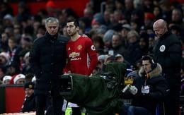 Mắng Mkhitaryan không ra gì, Mourinho dọn đường đón trò cũ