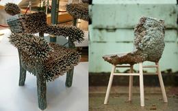 Những chiếc ghế kỳ cục khiến bạn từ bỏ khái niệm ghế sinh ra là để ngồi