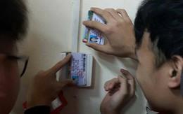 500 anh em SV Bách khoa chính là đối tượng tiếp theo của hình thức điểm danh quẹt thẻ