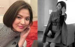 Cưới Song Joong Ki, Song Hye Kyo ngày càng đẹp mặn mà, sang chảnh