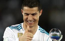 Ronaldo muốn cầu thủ Barca xếp hàng mừng chức vô địch của Real