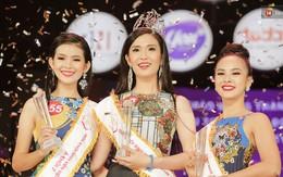 Nữ sinh ĐH Tây Đô cao 1m74 đăng quang Hoa khôi Sinh viên Việt Nam 2017