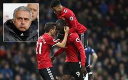 """Mourinho: """"Đến tôi còn chả ăn mừng thì sao Lukaku cần phải ăn mừng làm gì?"""""""