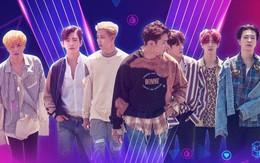 """GOT7 là sao Hàn đầu tiên """"xông đất"""" Việt Nam trong năm 2018"""