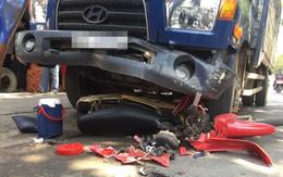 TP.HCM: Đứng mua hàng tại tiệm tạp hóa, cô gái 20 tuổi bị xe tải tông nguy kịch