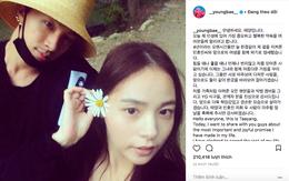 Vừa xác nhận tin hỷ, Taeyang đã đăng ảnh tình tứ bên vợ sắp cưới và viết tâm thư gửi Big Bang cùng fan