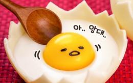Tự làm trứng lười hiện thân ngay trong món pudding tráng miệng cực ngon