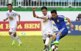 TRỰC TIẾP 17h00 Quảng Nam 0-0 HAGL: Trận đấu bắt đầu