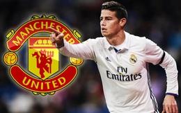 Man Utd có thật sự cần James Rodriguez?