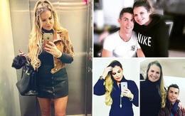 Chị gái Ronaldo nhận trát của tòa án vì nợ tiền phí dịch vụ nhà