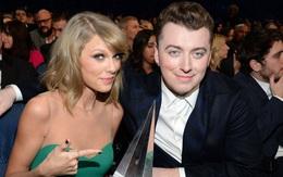 Không phải Katy Perry, đối thủ có khả năng lật đổ Taylor Swift bây giờ là Sam Smith!