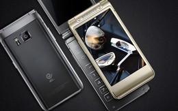 Samsung lộ clip smartphone nắp gập: Cấu hình cao cấp như Note 8, camera khẩu độ F/1.5 lớn nhất thế giới