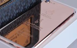 Tại thành phố xa hoa Dubai, iPhone cũng phải sang chảnh đến mức này mới chịu được