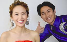 """Minh Hằng và Rocker Nguyễn cùng """"tố nhau"""" tham ăn trên phim trường"""