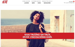 HOT: Website H&M đã có phiên bản Việt và giá đồ thì quá rẻ quá dễ mua